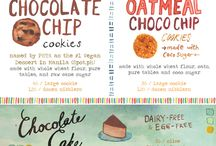 Dairy and Egg Free / by Kerry Patterson Lajeunesse