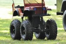 Jeep likes &ideas / by kirk robinson