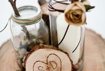 WEDDING Ideas / Ideas for our wedding.  / by Stephanie Chenard