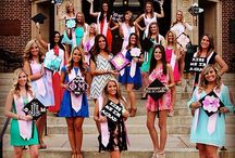 < Graduating in Style > / by Phi Mu Fraternity