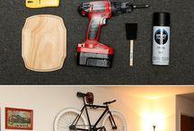Garage / by Michelle Archambeau Rippo