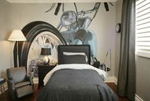 Zane and Gariks room / Motorcycles / by Katie Nicholas