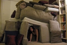 Forts / No need to be a kid. Building forts should be a rewarding activity no matter how old you are. / by Mark Wakefield