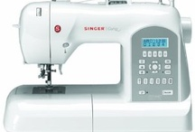 My sewing equipment / by Danielle Doyle