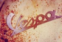 Vespa / A dream, an aspiration, a statement, a life with Vespa / by Fernando Batista