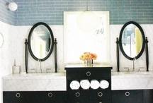 Home: Bathroom(s) / by Jenetta Cousin