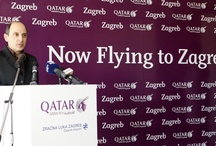 Proudly Serving Zagreb, Croatia / Qatar Airways officially lands in Zagreb, Croatia. We now take you on daily flights to this beautiful European city. / by Qatar Airways