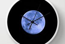 Wall Clocks / by Trish Mistric