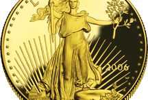 Gold Bullion Coins & Gold Bars / #Gold #coins gold #bars gold everything, whether it's #bullion #numismatic, if it's draped or inspired by gold and it's beautiful   we want to share the #wealth with you. / by Ausecure Gold & Silver Coins
