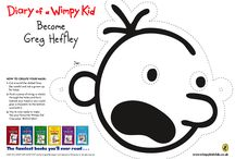 Diary of a Wimpy Kid / by Sarah Keery