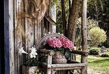 Shabby Cottage Farm / by Patty Gerker