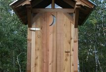 Outhouses / by whistlerkristen