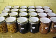 Canning / by Vickie Braun