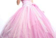 Ombre Dresses / by Brenda of Brenda's Wedding Blog
