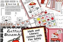 Bean School - Social Studies / community helpers, govt, my city, fire safety, etc / by Kat Woodfill Childress