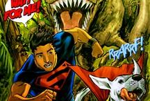 Comics / by Angelo Kotuwegedera