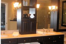 Bathroom Ideas / by Donell Meshell Lyon