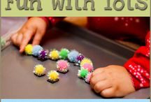 Homeschool - crafts and activities / by Rebecca Brewer