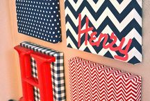 Check / Blue & White Check Represents the Hästens brand, but our beds come in many different check colors! We love to see check incorporated in every part of life! / by The Hastens Store Dallas