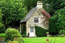 cottages / by Verbena Cottage