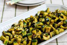 Salads & Veggies / by Anjuli Schulenburg