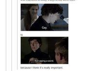 Sherlock!! / by Drew Thomas