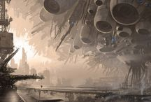 Environments / by Mark Skelton