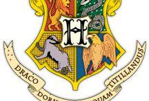 Hogwarts / Hogwarts, #HarryPotter, #Voldemort, #Hufflepuff, #Hermione, #RonWeasley, #Snape / by June Stoyer