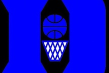 I only bleed Duke Blue / by Pam Parman