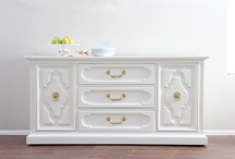 Fab Furniture Rehabs / by Lorrie Hunley