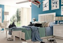 Noah's room / by Kristina Brewer
