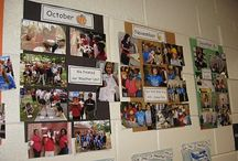 classroom displays / by Stacy