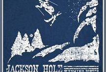 Vintage Ski Signs / by Nantucket Brand Clothing Co