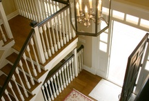 HOME - Foyer/Front Door / by Make It and Love It