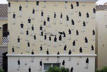 Murals and Street Art Inspiration / by Genevieve Ryan