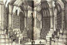 Libraries / by Teresa Sopher