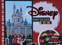 Disney Scrapbooking  / by Catherine Winters-Guimont