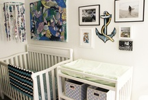 Baby #2 bedroom / by Danielle McNeill