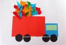 Preschool activities / by Chelsey Petersen