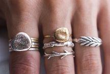 Blings & Rings / by Monica