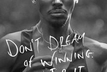 Quotes / by Kevin Ware