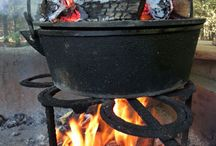 Cast iron cookware /recipes / by Judie Croft