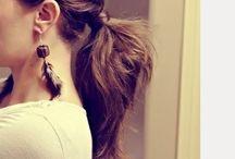 Hair, Nails, Makeup / by Ashley Passler