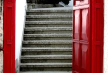 Look thru the doors and windows / by Gita Karman