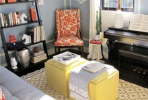 Living Room / by Heather Ciras