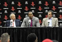 Dwight Howard Press Conference / by Houston Rockets