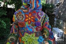 crochet   knitting / by Isabella Gaspar Juit