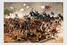 Civil War / by Julie Van Fosson-Robinson