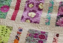 Quilts & Quilting / by Carey Devine