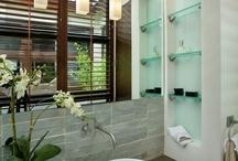 Bathrooms / by Brenda Geckler
